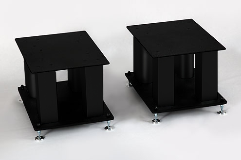 2 x boxenst nder lautsprecherst nder bx 20b 20cm ebay. Black Bedroom Furniture Sets. Home Design Ideas